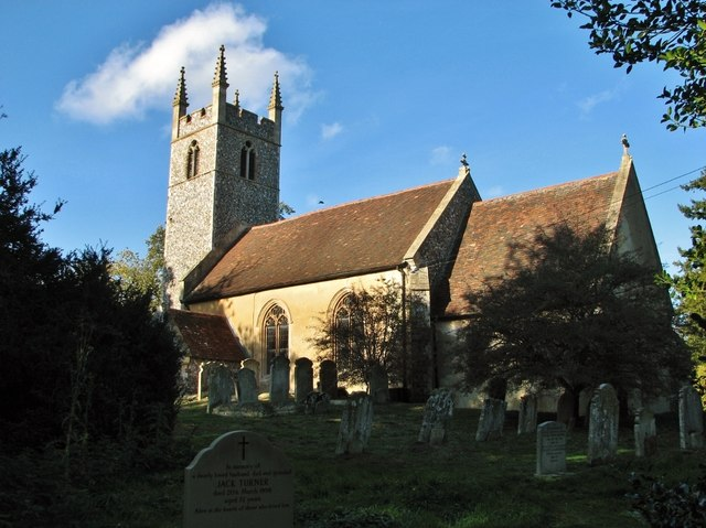 The church of St Remigius at Dunston