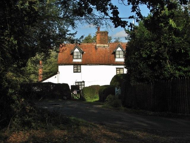 House in Stoke Lane