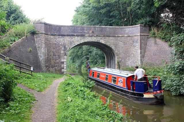 Bridge 94 on the Macclesfield Canal