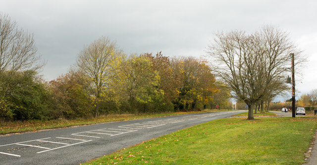 A67 passing Low Coniscliffe