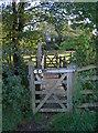 ST5570 : Spanning Ashton Brook by Neil Owen