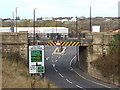 NZ3757 : Former railway bridge at Pallion, Sunderland by Malc McDonald