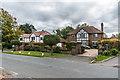 TQ2857 : Coulsdon Lane by Ian Capper