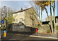 SD9604 : House on Oldham Road, Springhead by JThomas