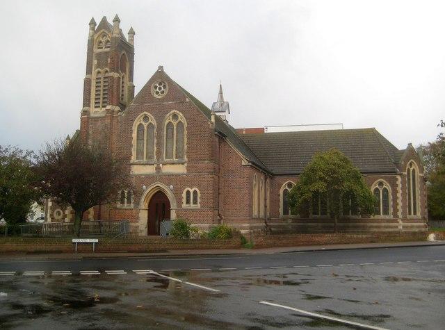 Clacton-on-Sea: Christ Church United Reformed Church