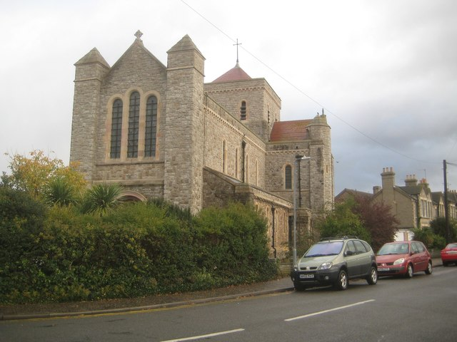 Clacton-on-Sea: Roman Catholic Church of Our Lady and St Osyth