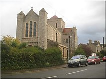 TM1714 : Clacton-on-Sea: Roman Catholic Church of Our Lady and St Osyth by Nigel Cox