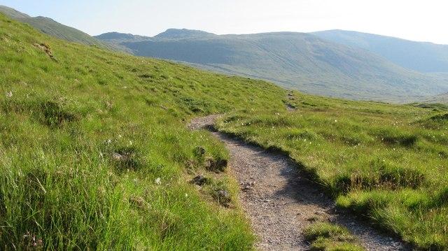 Path through Glen Affric