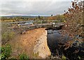 NH4944 : Kilmorack Power Station Dam by valenta