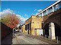 TQ3383 : Geffrye Street, Hoxton by Malc McDonald