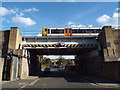 TQ3383 : How's Street bridge, Hoxton by Malc McDonald