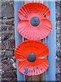 ST5470 : The Gunstons' memorial by Neil Owen