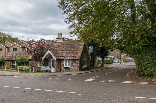 Ashdown Park Lodge