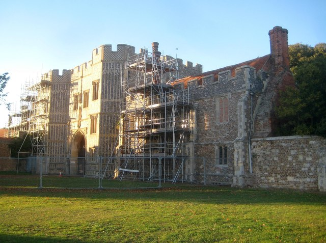 St Osyth: The Priory Gatehouse and Flanking Ranges
