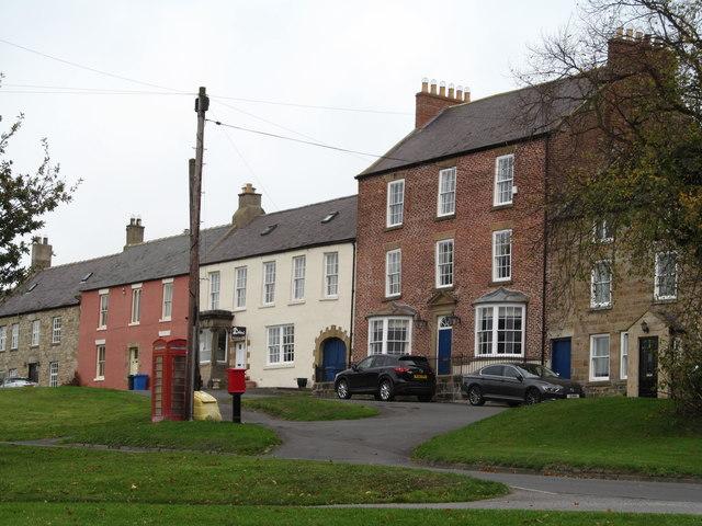 Cross House, Stamfordham