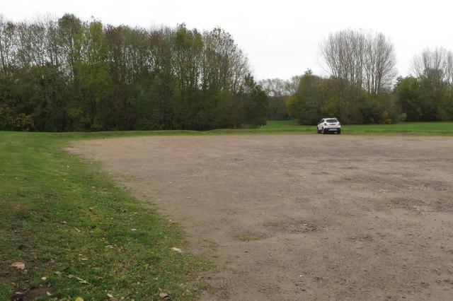 Car park off Ladybridge Drive