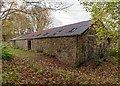 NH4943 : Disused Sawmill by valenta