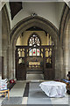 SK8025 : Interior, St Mary Magdalene church, Waltham on the Wolds by Julian P Guffogg