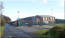 J0016 : Peadar O'Doirnin GAA Club House, Forkhill by Eric Jones