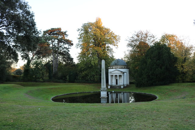 The Ionic Temple, Chiswick Gardens