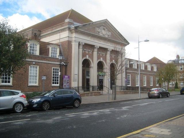 Clacton-on-Sea: Clacton Town Hall