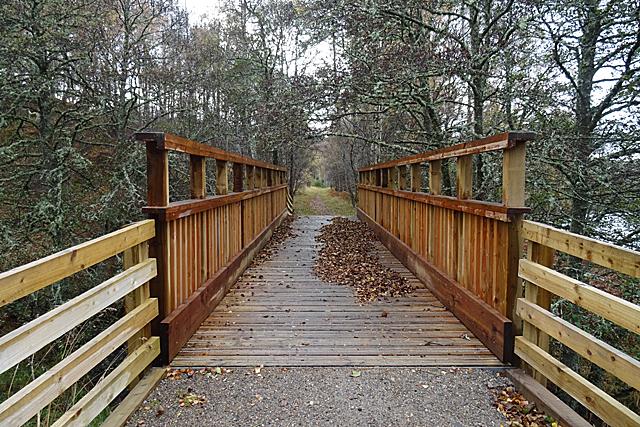 Speyside Way Footbridge