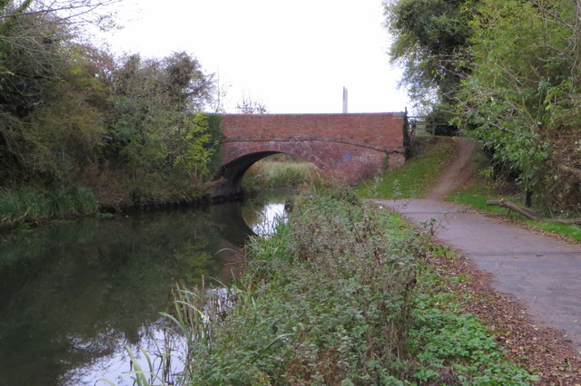Towing Path and canal bridge