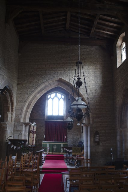 The Church of St Bartholomew: Nave and Chancel