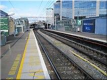 O1634 : Tara Street railway station, Dublin by Nigel Thompson