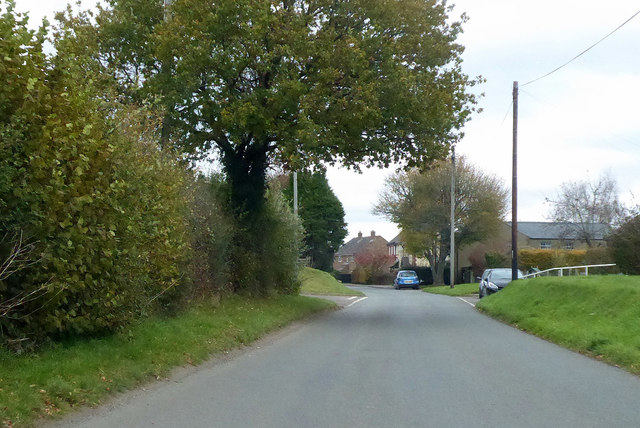Yeovil Road, Halstock