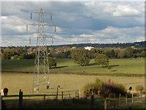 TQ1289 : Farmland near Pinner by Stephen McKay