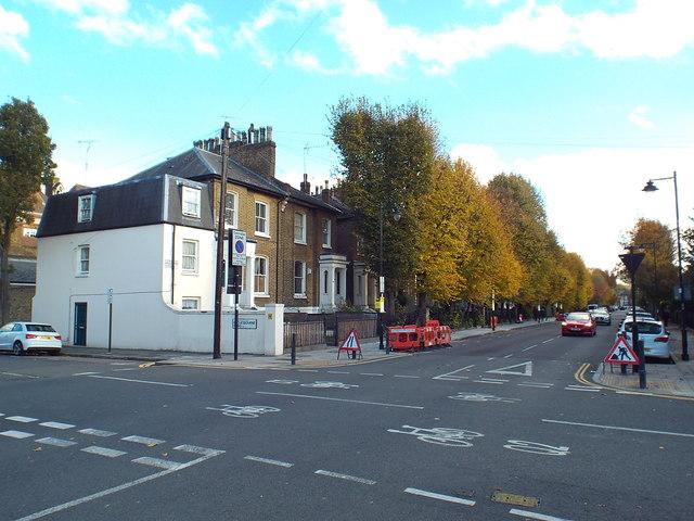 Halliford Street, Islington