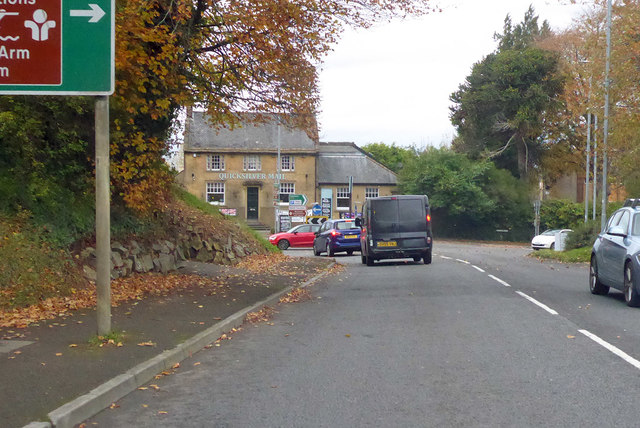 Quicksilver Roundabout and the Quicksilver Mail, Yeovil