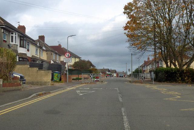 Glenthorne Avenue, Yeovil