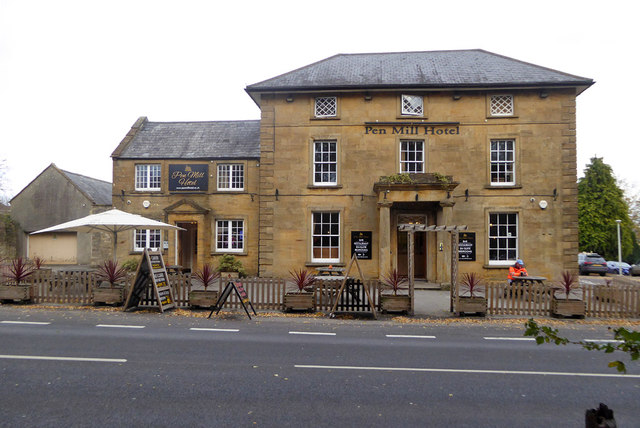 The Pen Mill Hotel, Yeovil