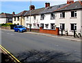 ST2489 : Newport Road houses, Pontymister by Jaggery