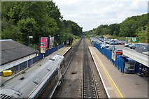 TQ0088 : Chiltern Mainline, Gerrards Cross Station by N Chadwick