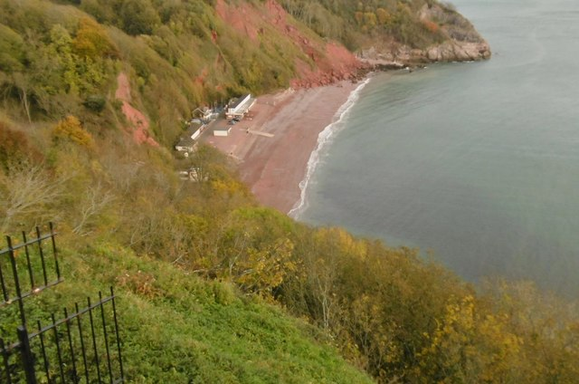 Babbacombe, view