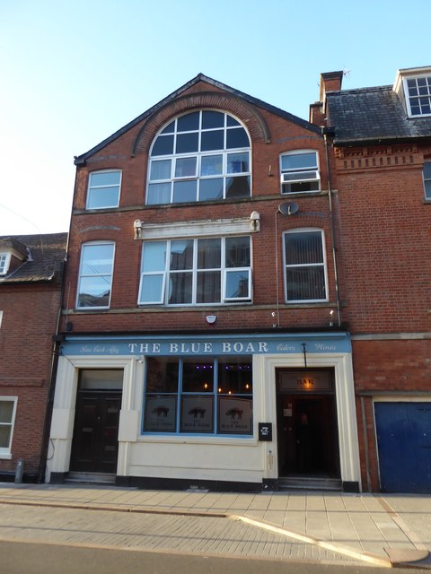 The Blue Boar, Millstone Lane