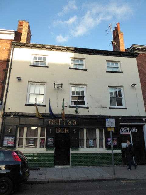 Duffy's Bar, Pocklington Walk