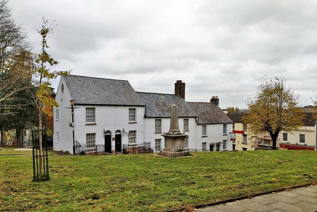 Church Terrace, Yeovil