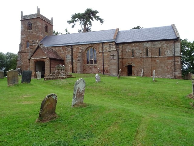Shrawley church