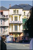 SS5247 : Raffles Hotel, Wilder Road,  Ilfracombe EX34 9AR by Roger A Smith
