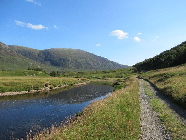 Road out of Athnamulloch