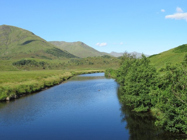 River Affric, Athnamulloch
