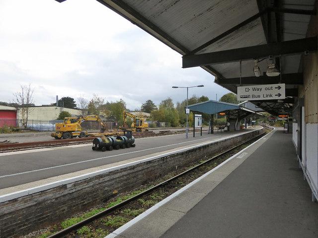 Yeovil Pen Mill station