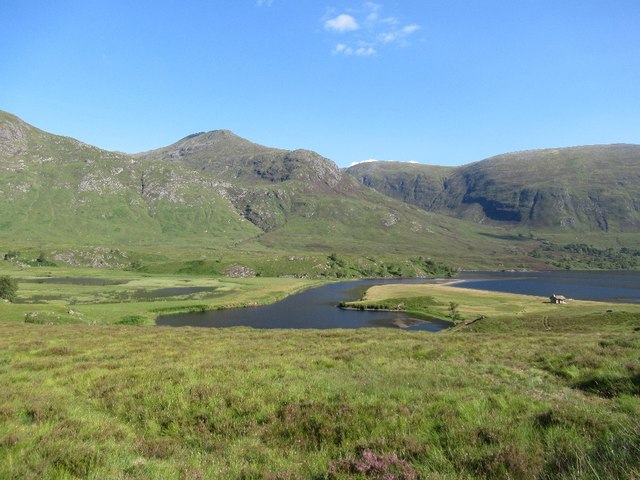 Head of Loch Affric