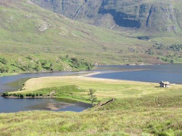 Deposition, Loch Affric