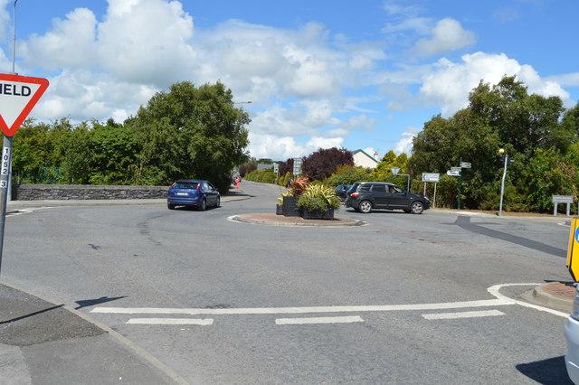 R552, R553 junction