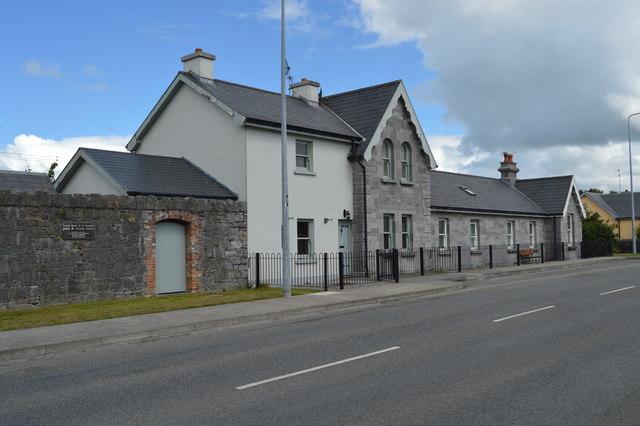 Houses, John B Keane Rd